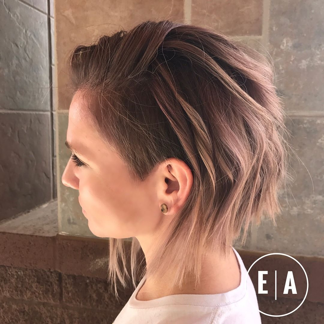 The Best 10 Amazing Short Hairstyles For Free Spirited Women Pictures