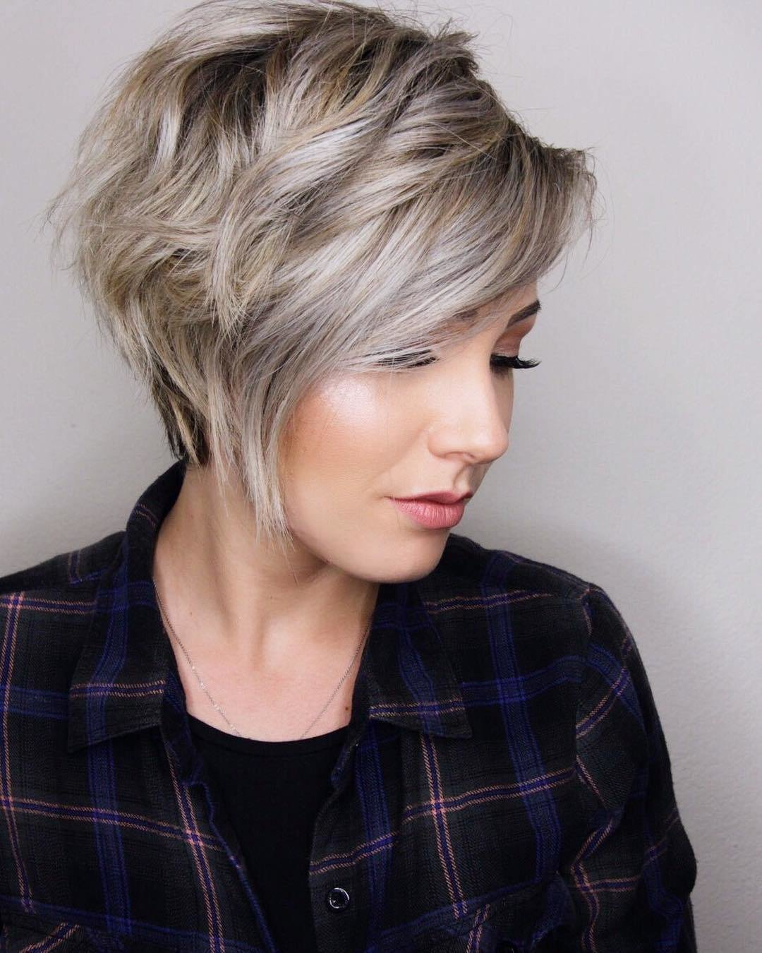 The Best 10 Trendy Layered Short Haircut Ideas 2019 Extra Pictures