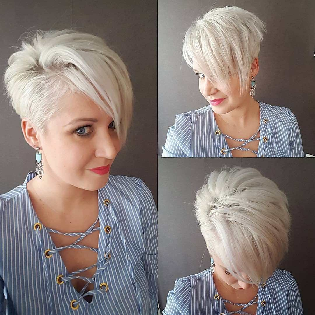 The Best 10 Cute Short Haircuts For Women Wanting A Smart New Image Pictures