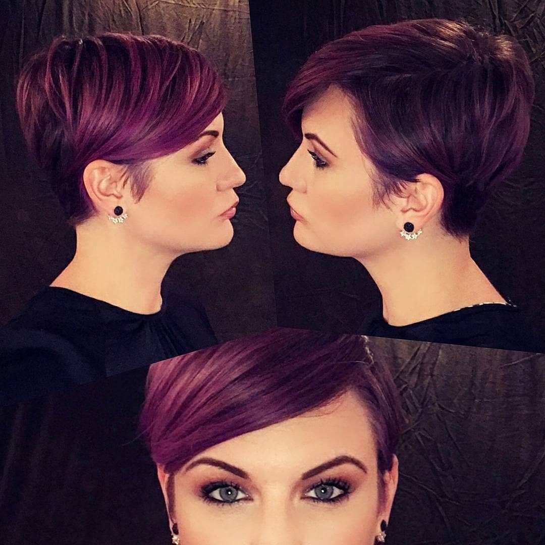 The Best Top 10 Most Flattering Pixie Haircuts For Women Short Pictures