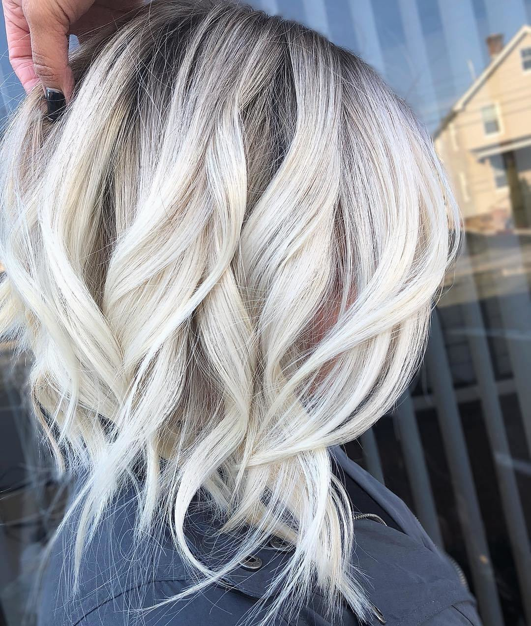 The Best 10 Trendy Ombre And Balayage Hairstyles For Shoulder Length Hair 2019 Pictures