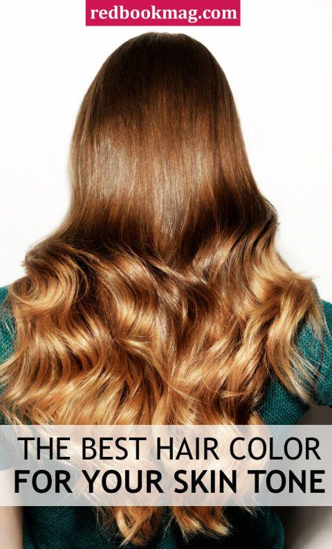 The Best Best Hair Color For Your Skin Tone Celebrity Hair Color Pictures