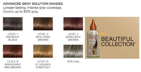 The Best Clairol Beautiful Collection Semi Permanent Hair Color Pictures