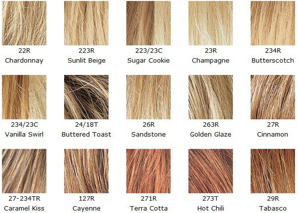 The Best Revlon Wigs Color Chart Hairstyles Ideas Pictures