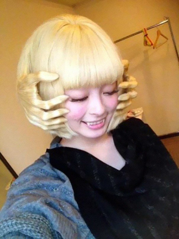 The Best 15 Of The Craziest Haircuts Ever Bored Panda Pictures