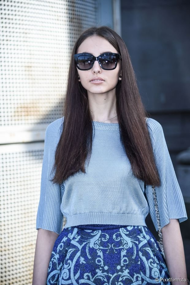 The Best 5 Cute Street Style Hairstyles For Sunglasses Pictures