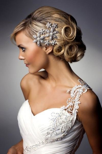 The Best Updo Hair Model Stunning Wedding Updo Hairstyle 804066 Pictures