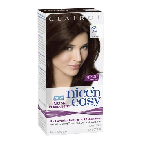 The Best Clairol Nice N Easy Non Permanent Hair Color 79 Dark Pictures