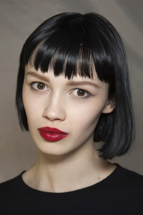 The Best Coiffure Frange Courte Pictures