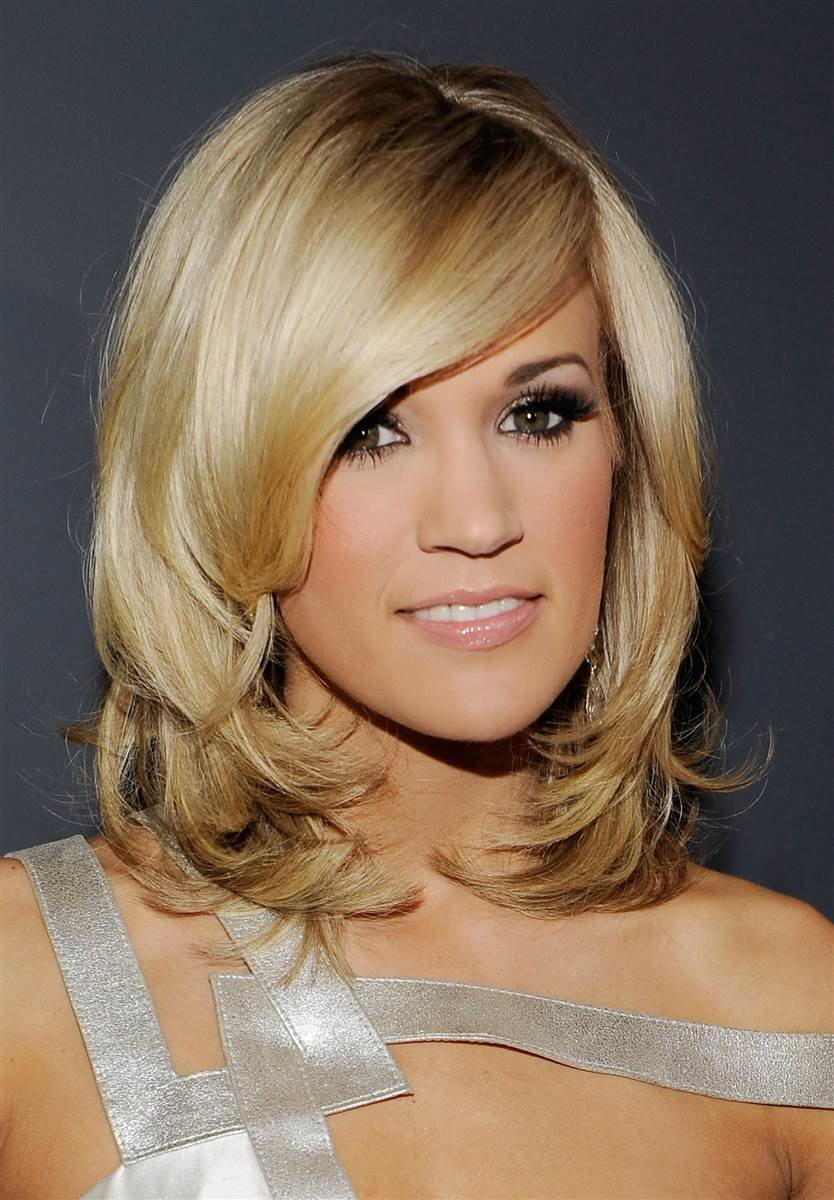 The Best Carrie Underwood S Hair Evolution From American Idol To Pictures