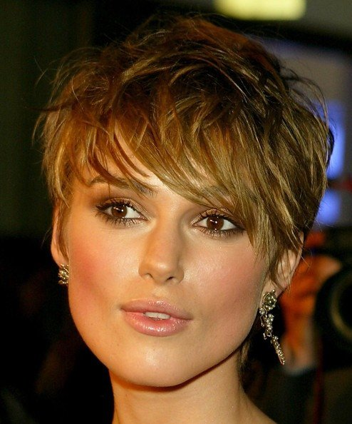 The Best Keira Knightley Short Straight Cut Pictures