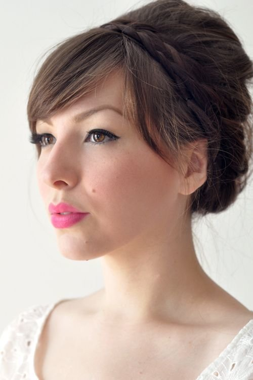 The Best My Hair Style Cute Long Hairstyles With Bangs Cute Pictures