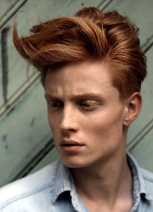 The Best Haircuts And Hairstyles For Redhead Men Epic Guide With Pictures