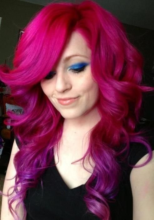 The Best Magenta Hair Color Ideas Awesome Looks Pinterest Pictures