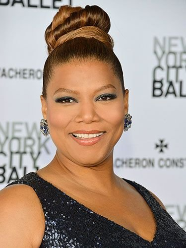 The Best Queen Latifah Ponytail Hairstyles Pictures