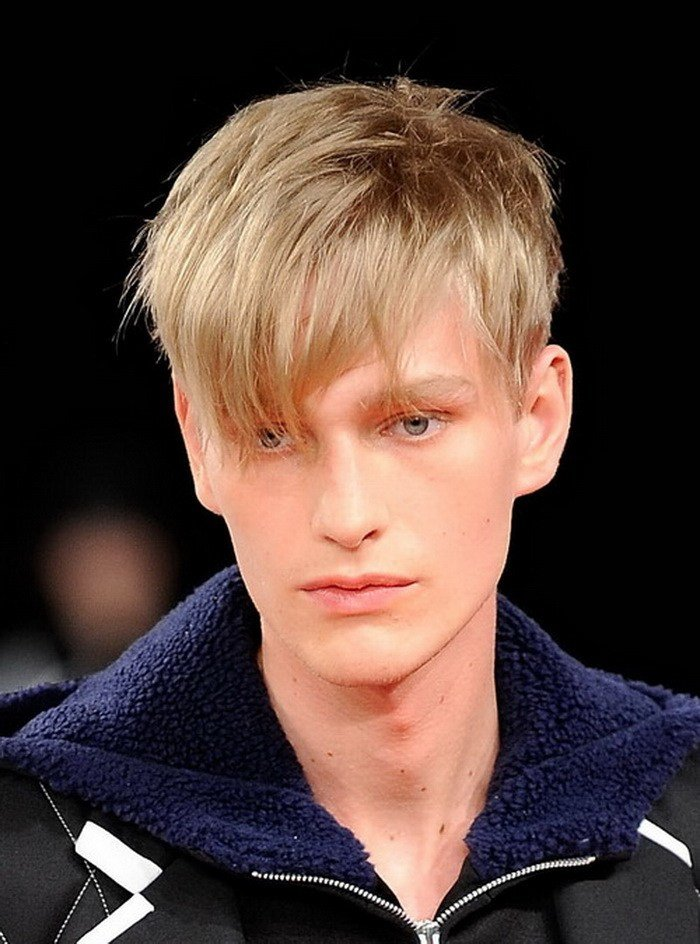 The Best Mens Hairstyles For Thin Hair On Top Pictures
