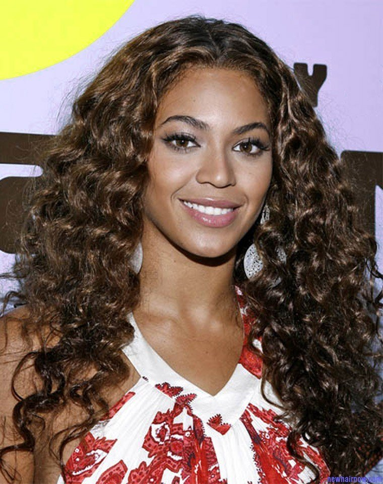 The Best Beyonce Curly A Hot And S*Xy Latest Hairstyles – New Hair Now Pictures