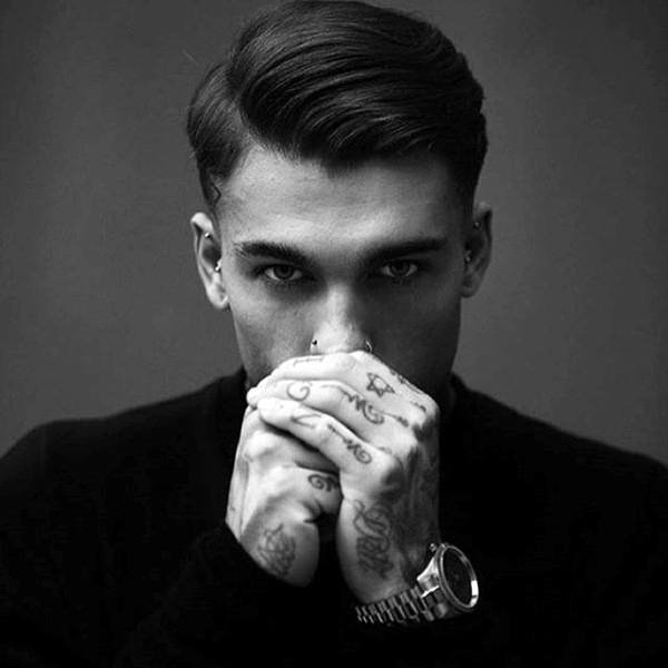 The Best 60 Old School Haircuts For Men Polished Styles Of The Past Pictures