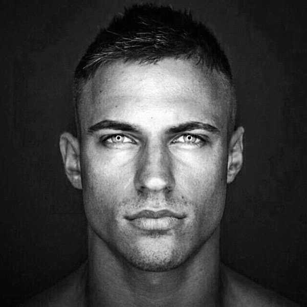 The Best Buzz Cut Hair For Men 40 Low Maintenance Manly Hairstyles Pictures
