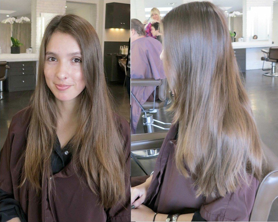 The Best Before After For Locks Of Love Neil George Pictures