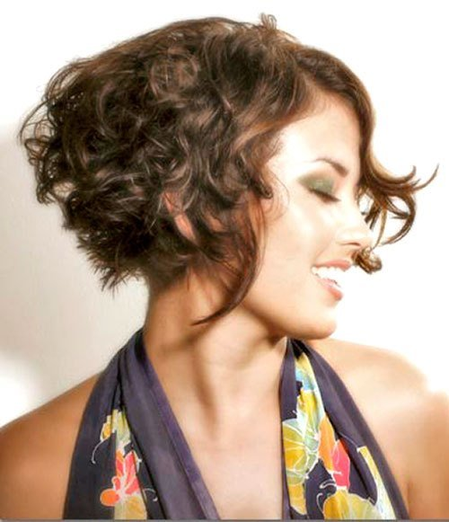 The Best Marvelous Looking Short Hairstyles For Curly Hair Ohh My My Pictures