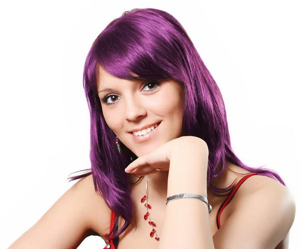 The Best Change Hair Color In An Image With Photoshop Pictures
