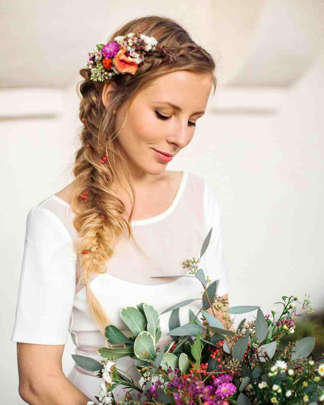 The Best Boho Chic Wedding Ideas For Free Spirited Brides And Grooms Martha Stewart Weddings Pictures