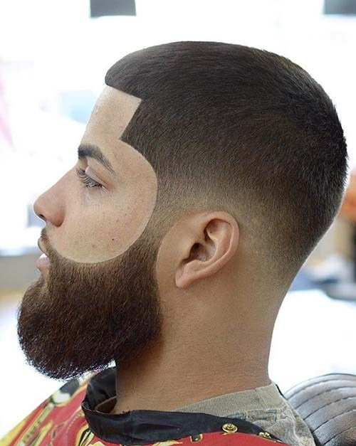 The Best 20 Stunning Fade Haircuts For Black Men Pictures