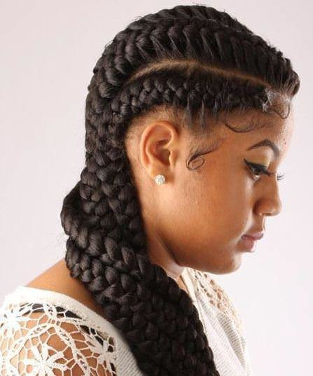 The Best 20 Classy Braids For Black Women Pictures