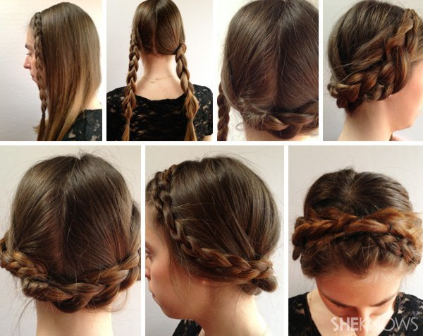 The Best Do It Yourself Trendy Braided Hairstyle Pictures