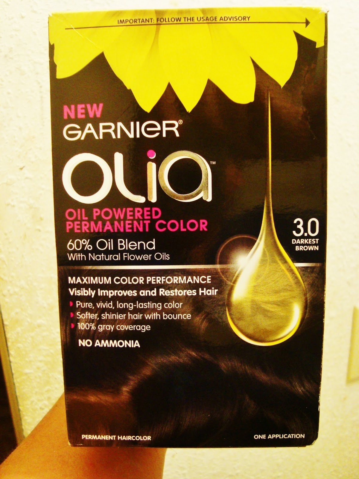 The Best There S Magic Out There New Hair Thanks To Garnier Olia Pictures