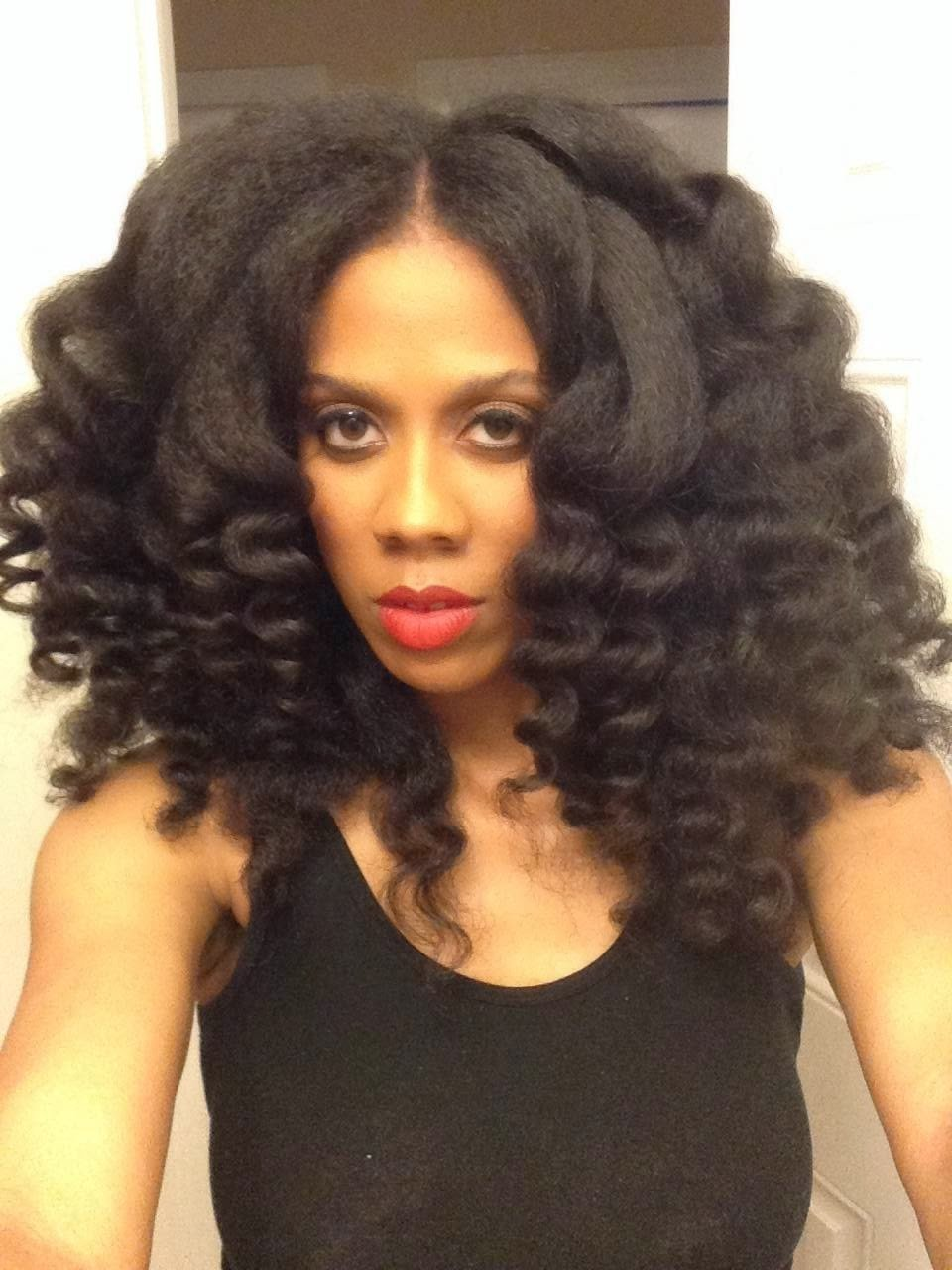 The Best Curling Wand Tutorial For Natural Hair Curlynikki Pictures