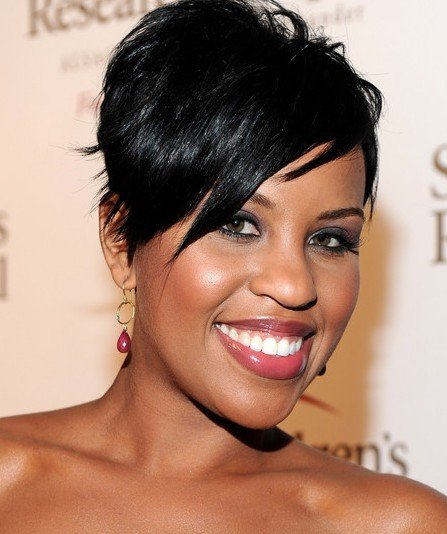 The Best Nana Hairstyle Ideas Cute Short Black Hairstyles Pictures