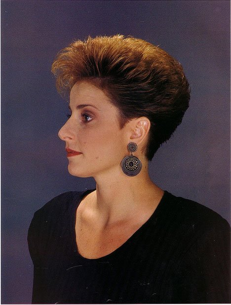 The Best Celebrity Hairstyle Short Styles Of The 80 S Pictures