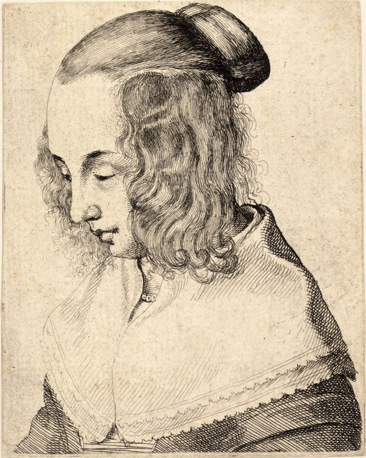 The Best Madame Isis Toilette The 17Th Century Spaniel Ears Pictures