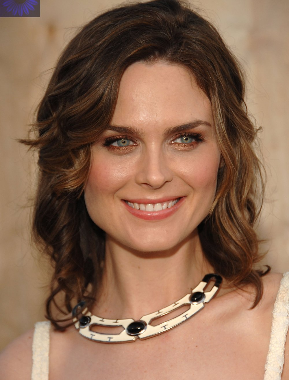 The Best Emily Deschanel Hairstyles Fresh Look Celebrity Hairstyles Pictures