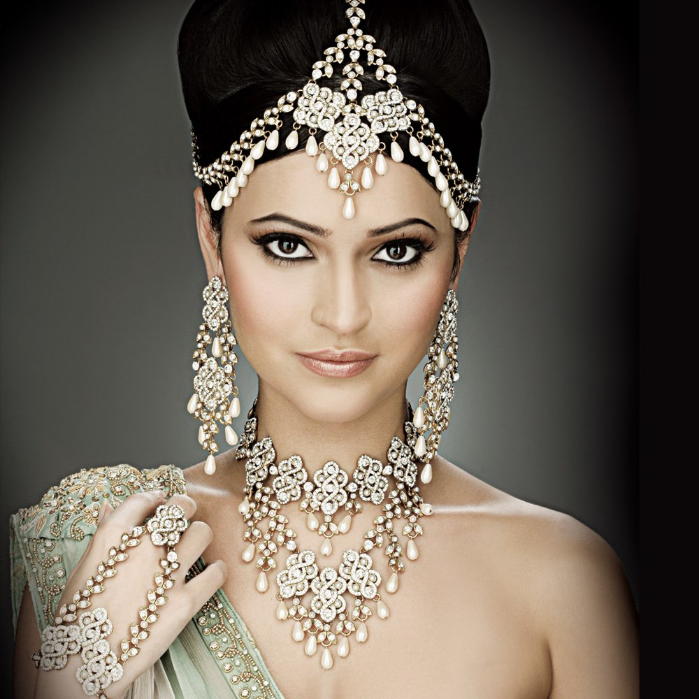 The Best Indian Bridal Hairstyles Photos And Videos World Fashion Pictures