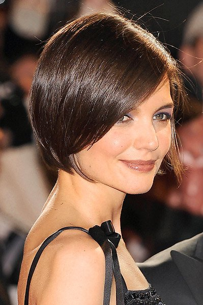 The Best Katie Holmes Hairstyles Hairstyles 2013 Pictures
