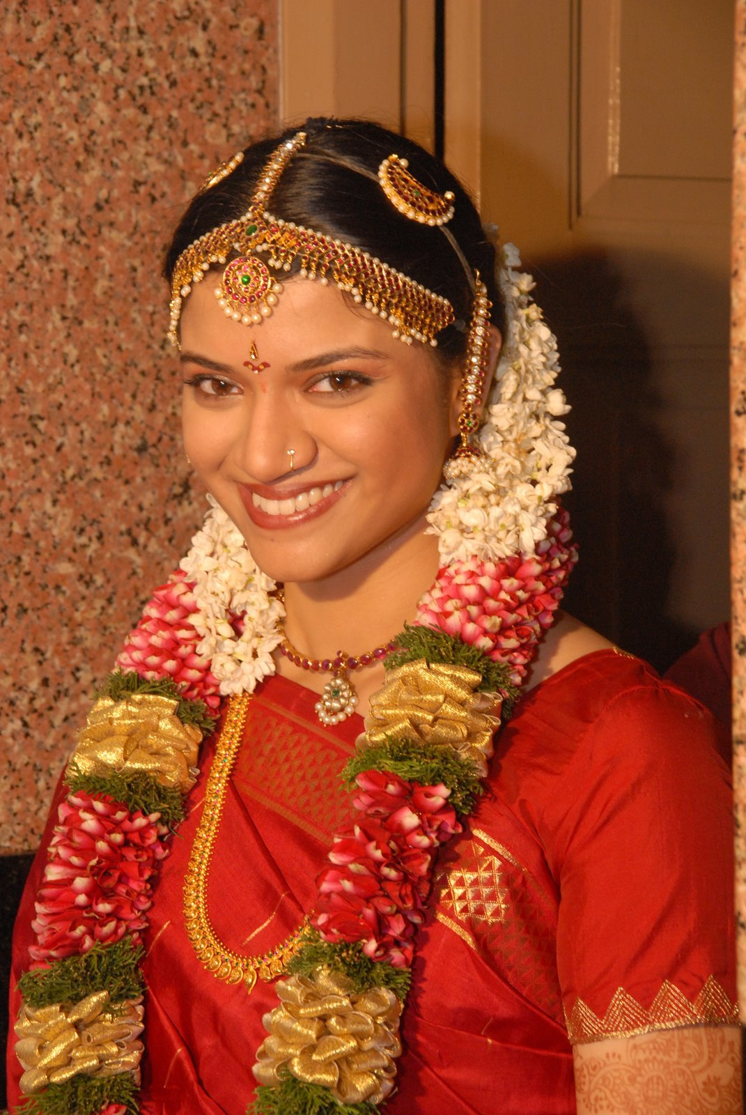 The Best Fashion World South Indian Bridal Hair Style Part 5 Pictures