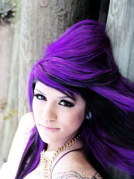 The Best Juliayunwonder Funky Hair Color Styles Pictures
