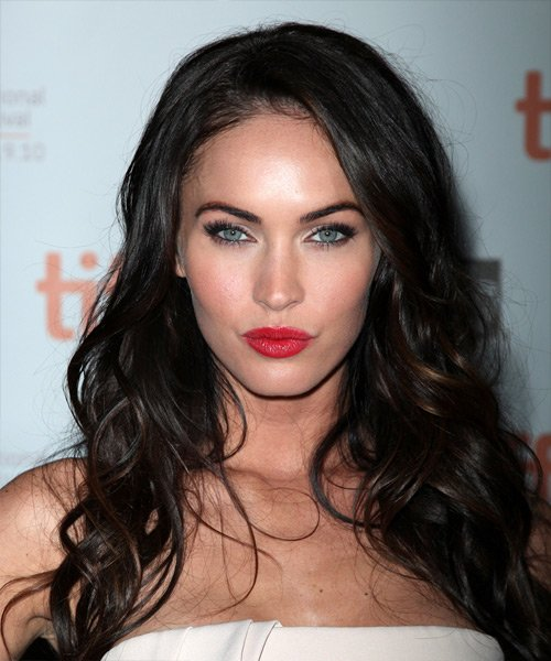 The Best Celebrity Hairstyle Best Actress Megan Fox Hairstyle Pictures