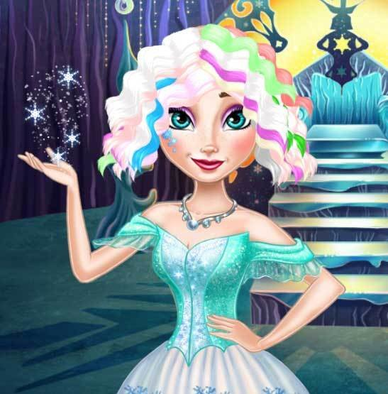 The Best Elsa Frozen Real Haircuts Pictures