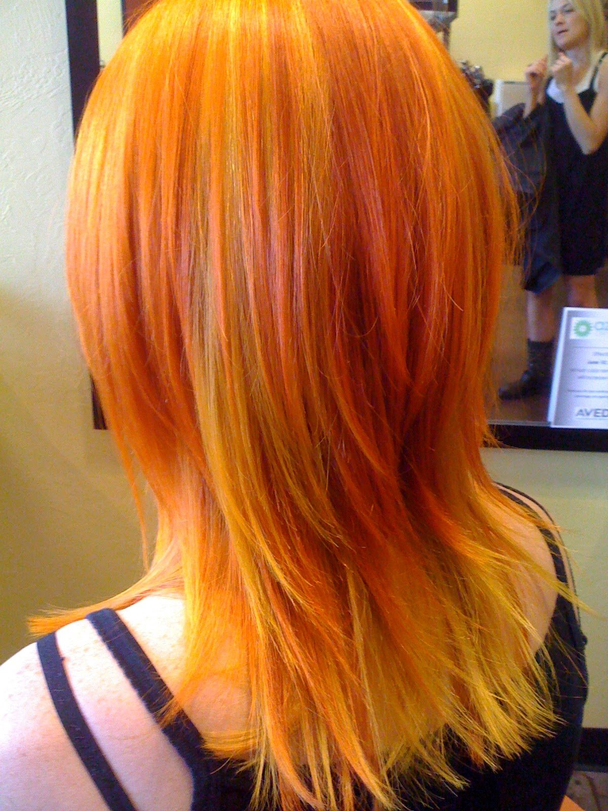 The Best Hair By Victoria Do Fashion Colors With Aveda Pictures