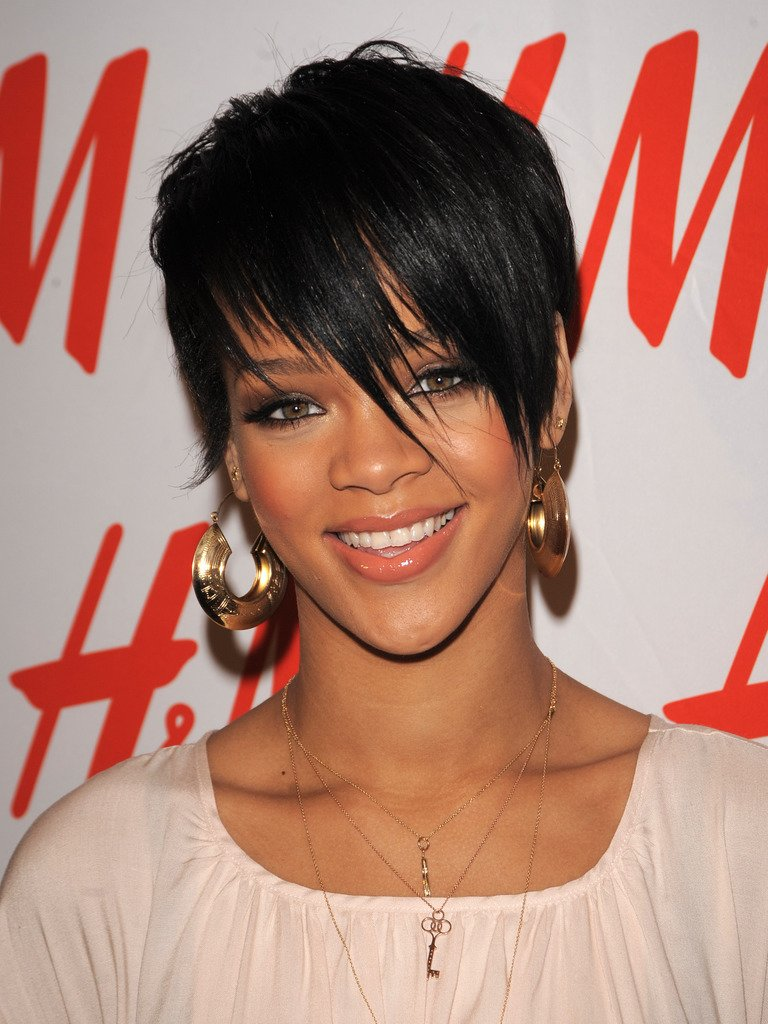 The Best Rihanna Hairstyles Fashion And Styles Pictures