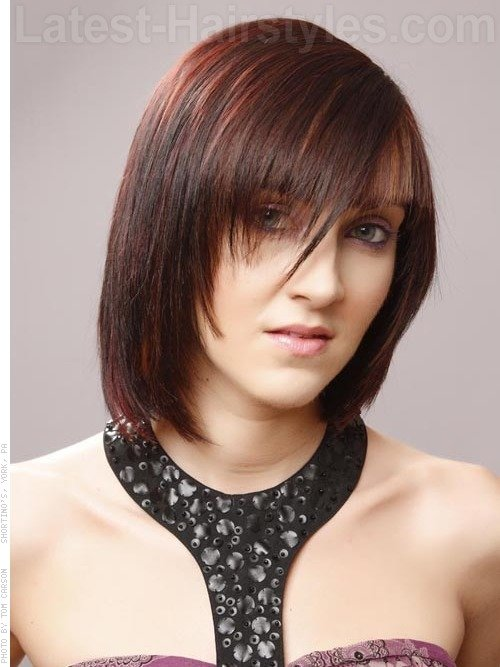 The Best Latest Short Choppy Hairstyles 2012 Fashion Designer Pictures