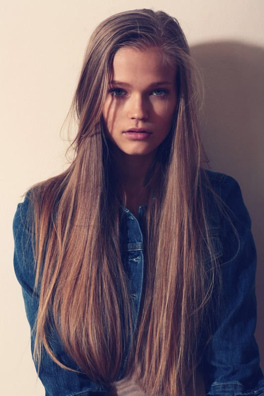 The Best Adela Tessie Straight Vs Wavy Hair Big Mix Pictures