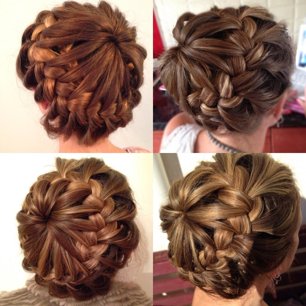 The Best Hair Styles By Liberty The Starburst Braid Pictures