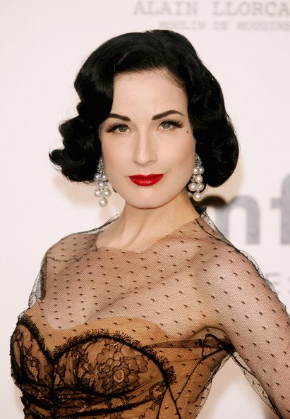 The Best Old Fashioned Hairstyles Pictures