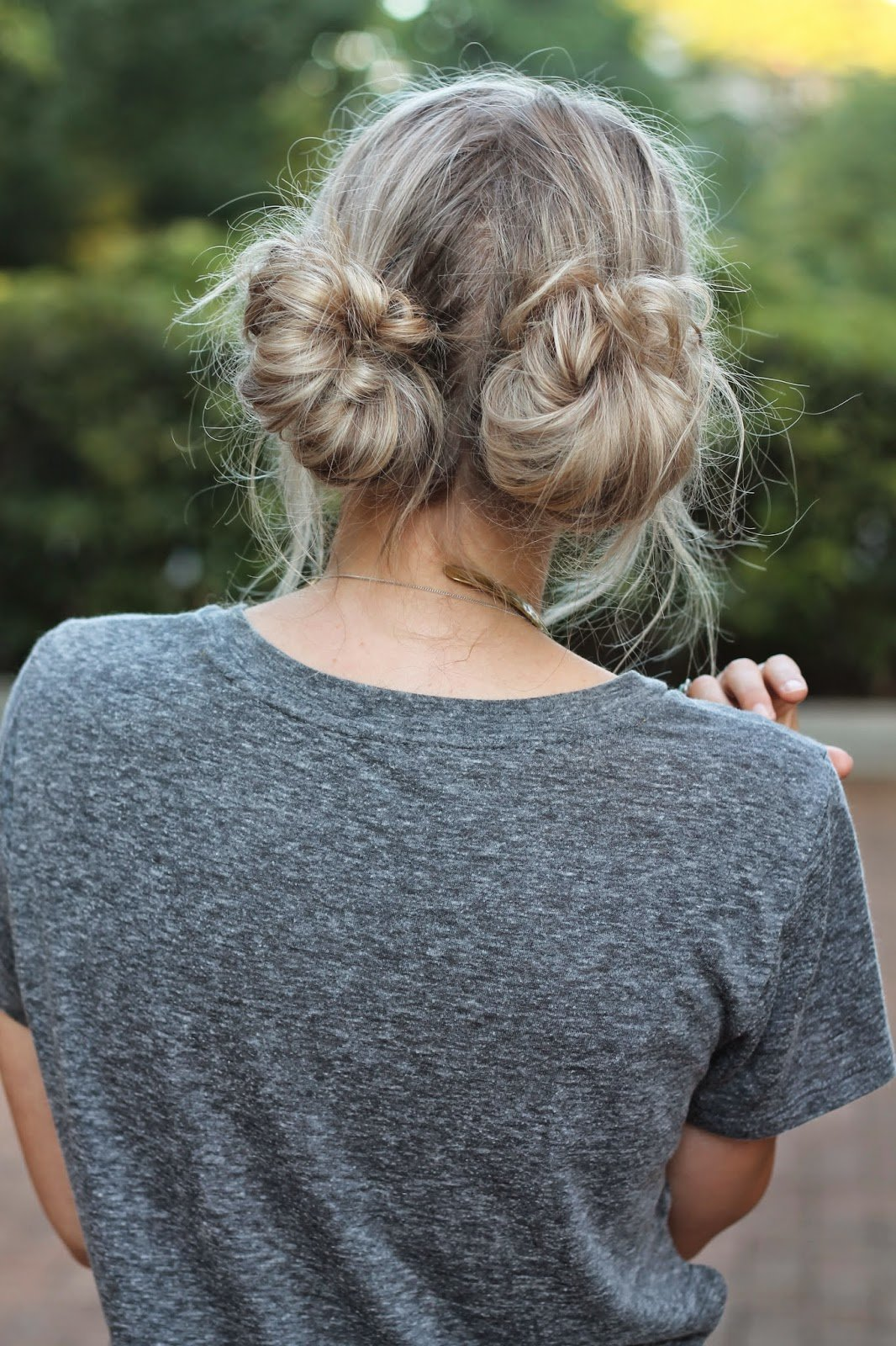 The Best Hairsiration Boho Double Bun Up Do Andrea Clare Pictures
