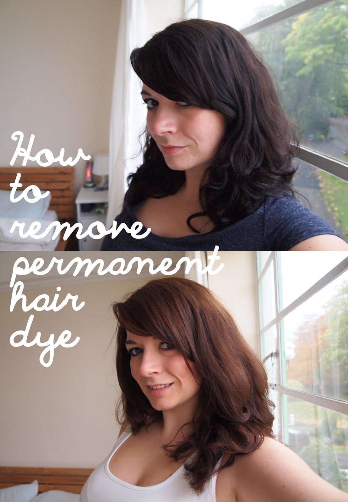 The Best Mace How To Remove Permanent Hair Dye A Colour B4 Review Pictures